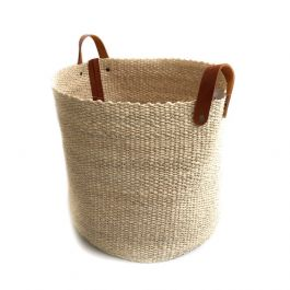 NATURAL FIBER BIG BASKET